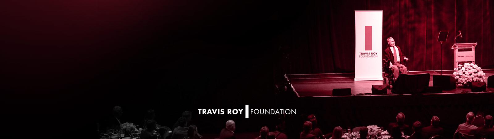 Support Travis Roy Foundation