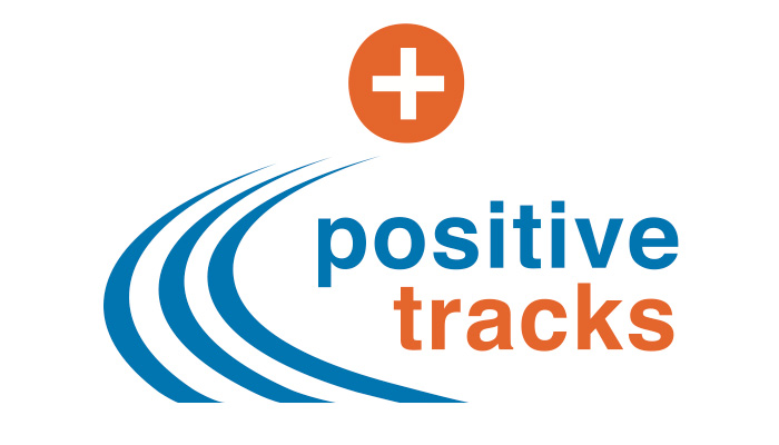Positive Tracks Logo