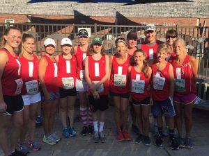 2017 Falmouth Road Race